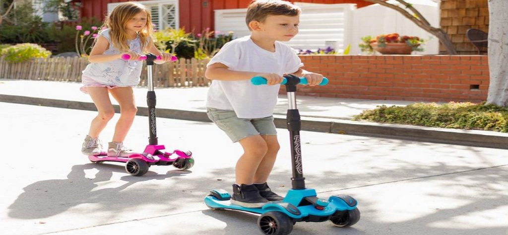 Chrome Wheels 3 Wheel Micro Mini Kick Scooter review