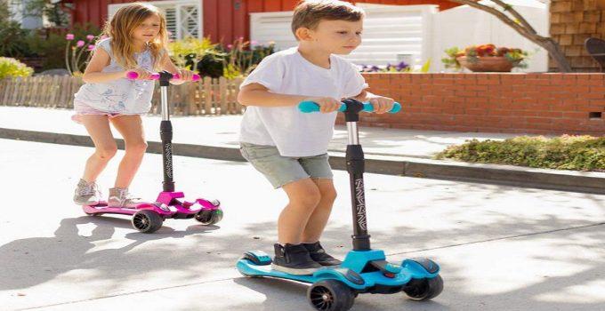 Chrome Wheels 3 Wheel Micro Mini Kick Scooter review