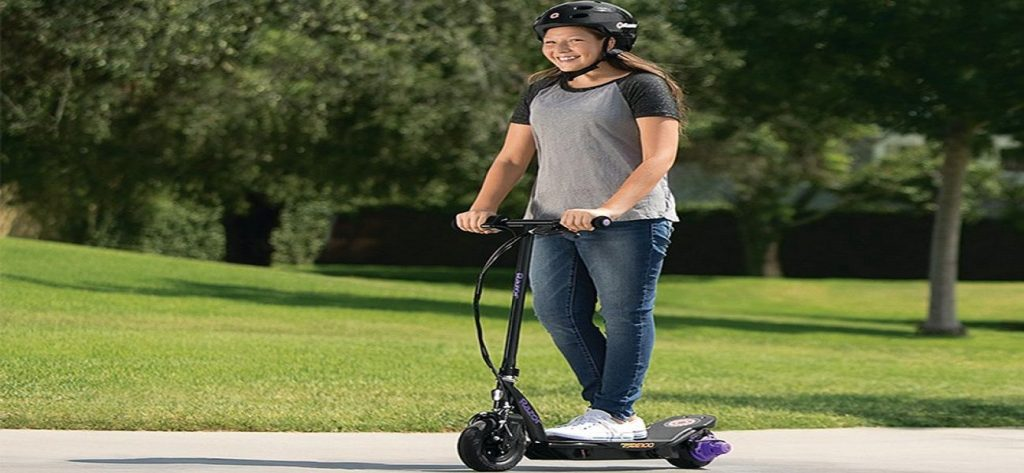 Razor E100 Electric Scooter Review