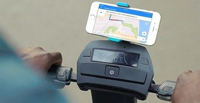 How to track your scooter using by your smartphone
