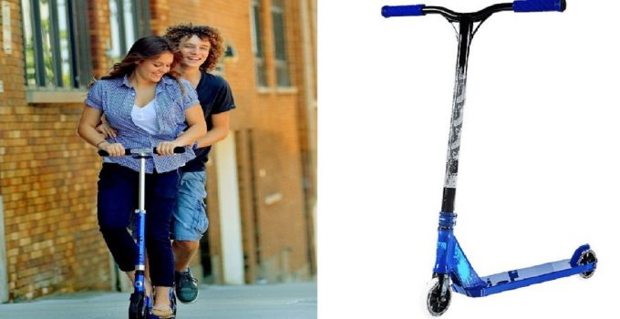 Luxrmoon Stunt Scooter V4 with Attractive Graphic