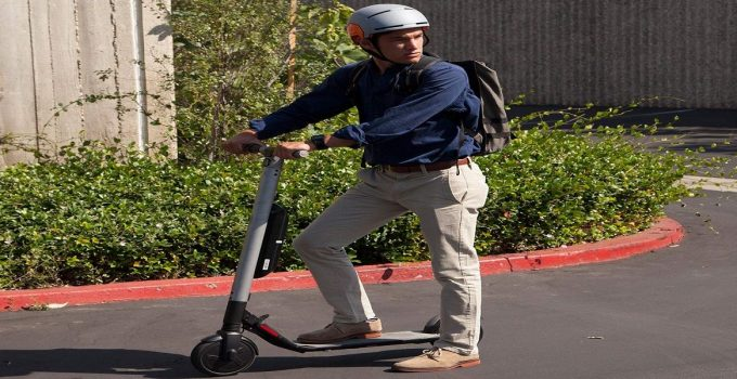 The World Lightest Weight Two Wheels Electric Kick Scooter