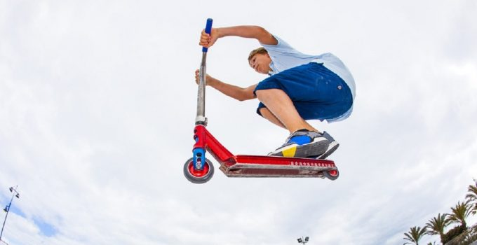 The Top 5 Best Scooters for Stunts
