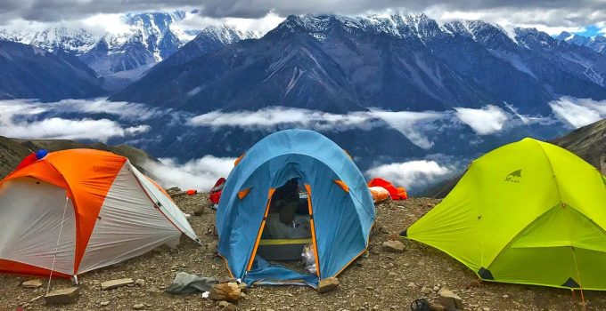 15 Best Locations for Camping around the World