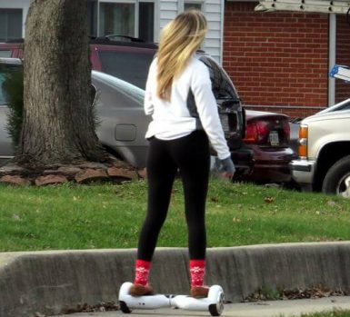 What Problems Would Hoverboards Create On The Roads