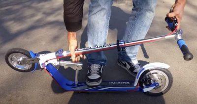 Hudora 8 Inch Big Wheels Adult Scooter Reviews