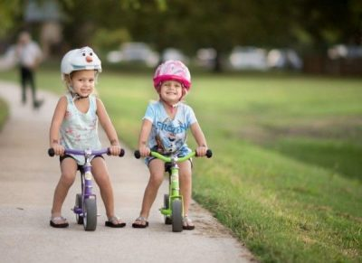 Scooter or Bicycle for toddlers
