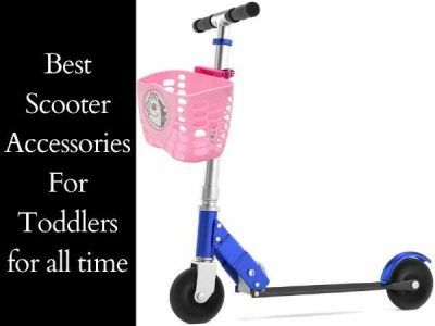 Scooter Accessories For Toddlers