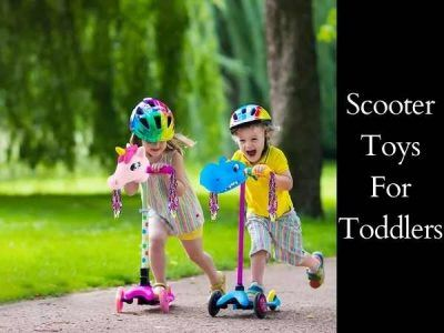 Scooter Toys For Toddlers