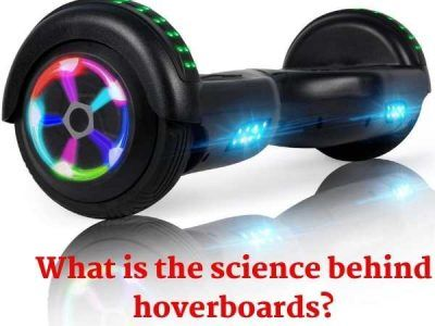 What is the science behind hoverboards